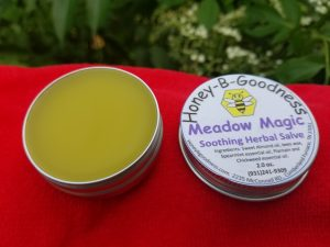 Meadow Magic Herbal Salve