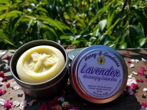 Lavender Moisturizing Lotion Bar